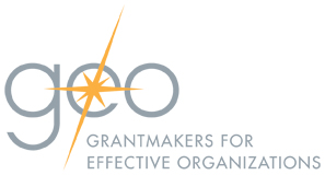 Grantmakers for Effective Organizations Logo